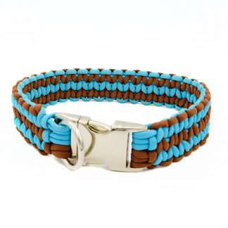 4UniqueDogs Halsband Paracord Balu
