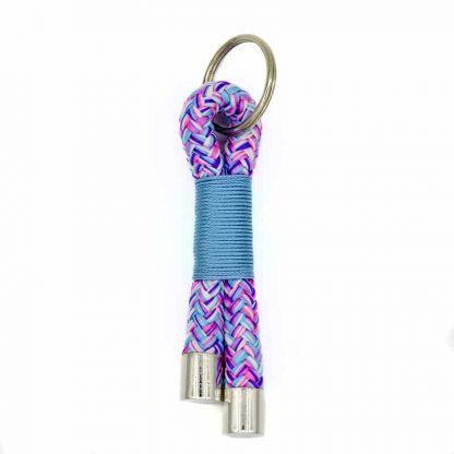 Schlüsselanhänger aus PPM Seil
