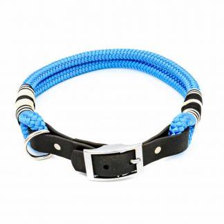 Halsband mit Biothane Adapter