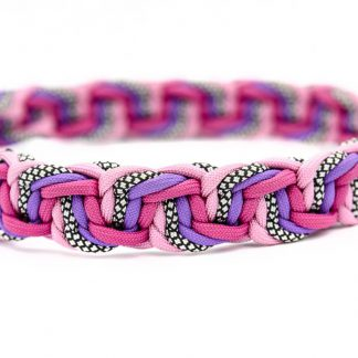 4UniqueDogs Armband Jelly Pink