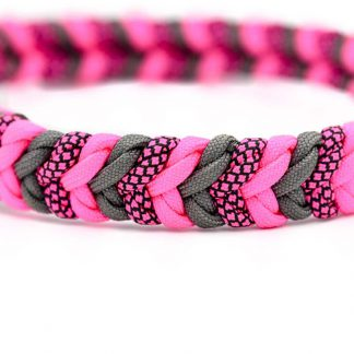 4UniqueDogs-Halsband-Paracord-Mia