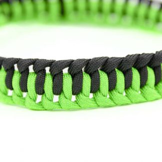 4UniqueDogs Halsband Spike aus Paracord