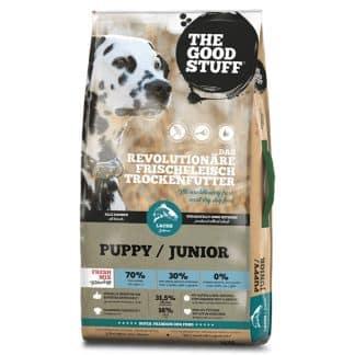 The Goodstuff Puppy & Junior Salmon