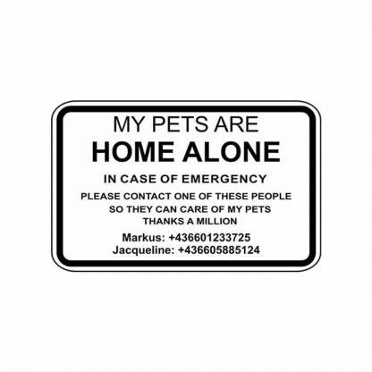 Emergency Aufkleber