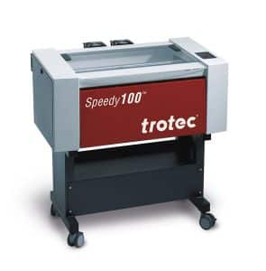 Lasergravur Trotec Speedy 100