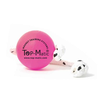 Top-Matic Fun Ball Puppy SUPER SOFT pink
