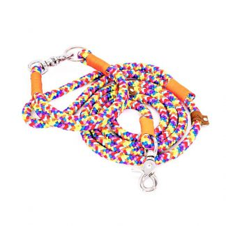 4UniqueDogs Seil-Set Rainbow
