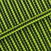 52 Neon Green Stripes